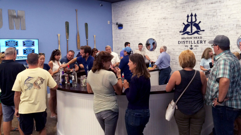 If you were fortunate enough to attend Hilton Head Distillery's grand opening celebration on September 23 and 24, your head is probably still spinning from all of the fun that you had (and maybe partly from the many samples you enjoyed).