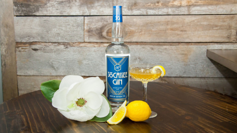 """South Carolina's Dark Corner Distillery has launched their latest small batch spirit, dubbed """"Jōcassee Gin"""", which puts a fresh Southern twist on an undoubtedly classic spirit."""